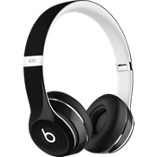 Beats Solo2 On-Ear Headphones - Luxe Edition Black