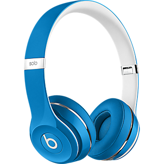 Beats Solo2 On-Ear Headphones - Luxe Edition Blue
