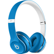 Beats Solo2 On-Ear Headphones - Luxe Edition Blue