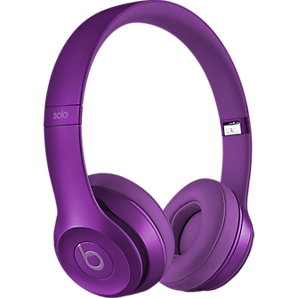 Beats Solo 2 On-Ear Headphone - Imperial Violet