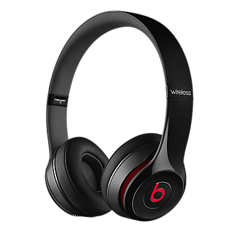 Beats Solo 2 Wireless Headphone - Black
