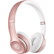 Solo2 Wireless On-Ear Headphones - Rose Gold