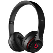 Beats Solo 2 On-Ear Headphone - Black