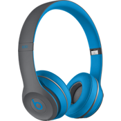 Solo2 Wireless On-Ear Headphone - Flash Blue