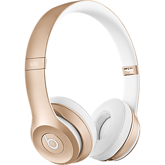 Solo2 Wireless On-Ear Headphone - Gold