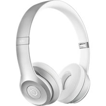 Solo2 Wireless On-Ear Headphone - Silver