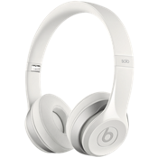 Beats Solo 2 On-Ear Headphone - White