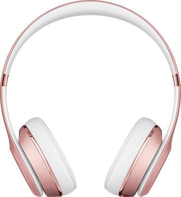 Solo3 Wireless On-Ear Headphones - Rose Gold