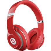 Beats Studio Wireless Over-Ear Headphone - Red