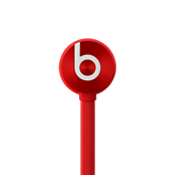urBeats Earphones - Red