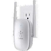 Belkin N600 Dual-Band Plug In WiFi Range Extender