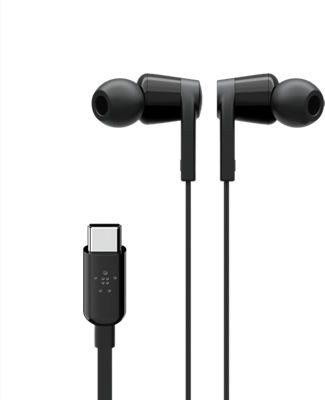 Headphones with USB C Connector