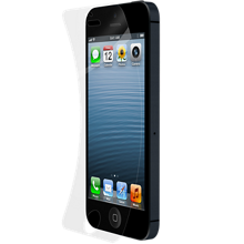 Belkin TrueClear™ InvisiGlass Screen Protector for iPhone 5/5s/SE