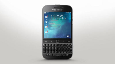 BlackBerry® Classic - BBM Video With BlackBerry Natural Sound and Screen Share