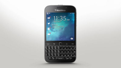 BlackBerry® Classic - Keyboard and Typing