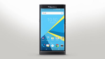 Navigating Your PRIV by BlackBerry