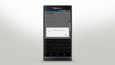 blackberry outlook address book sync