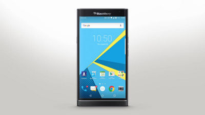 Usar BlackBerry Hub en tu PRIV de BlackBerry