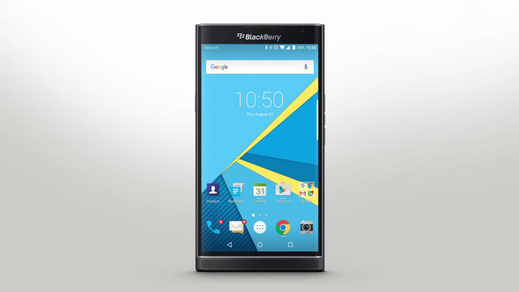 Using DTEK on your PRIV by BlackBerry