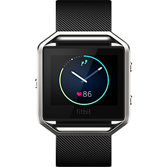 Blaze Smart Fitness Watch - Black Large