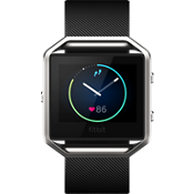 Blaze Smart Fitness Watch - Black Small