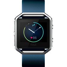Blaze Smart Fitness Watch - Blue Small