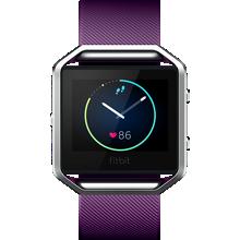 Blaze Smart Fitness Watch - Plum Small