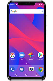 Image result for vivo XI+ blu