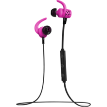 BlueAnt PUMP MINI Wireless HD Audio Sportbuds - Pink