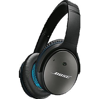 Bose QuietComfort 25 Acoustic Noise Cancelling headphones - Apple ...