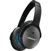QuietComfort 25 Acoustic Noise Cancelling headphones - Apple devices - Black