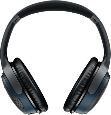 094a35cb59b Bose Soundlink Around Ear Bluetooth Headphones Black - Image ...