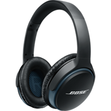 Bose SoundLink around-ear wireless headphones II - Black