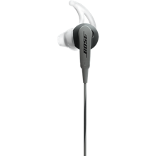 SoundSport in-ear headphones for Apple - Charcoal
