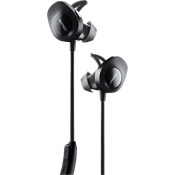 SoundSport wireless headphones - Black