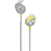 SoundSport wireless headphones - Citron