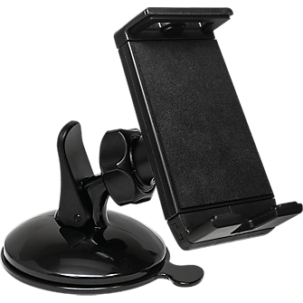 Bracketron NavGrip XL Dash and Window Mount for Smartphones and Tablets