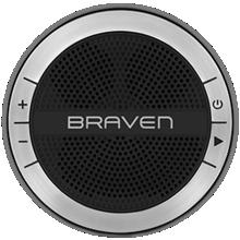 Braven Mira Portable HD Wireless Speaker - Black