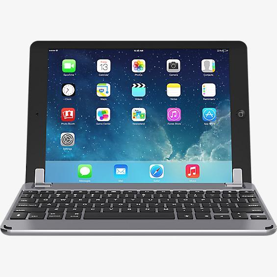 9.7 Aluminum Bluetooth Keyboard for iPad 9.7