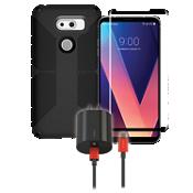 Speck Presidio Grip, Charge, & Protection Bundle for LG V30