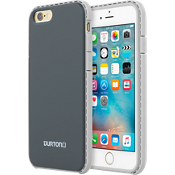 Rugged Hardshell Case for iPhone 6/6s - Dark Grey/Cool Grey