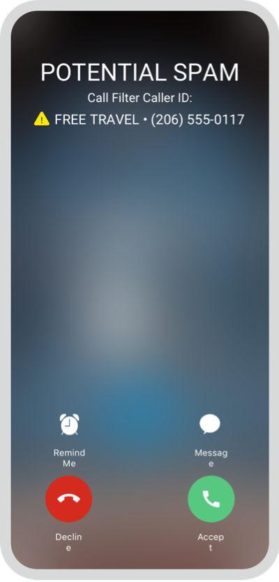 Verizon Call Filter Verizon Wireless