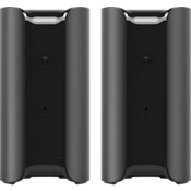 Canary All-in-One Home Security Device, 2 Pack - Black