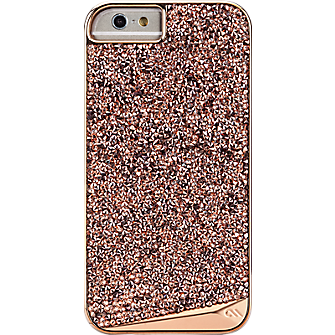 Brilliance Case for iPhone 6/6s - Rose Gold