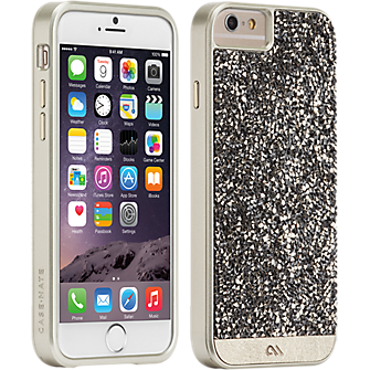 iphone 6 verizon wireless mate brilliance for iphone 6 plus 6s plus champagne 15108