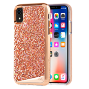 Brilliance Case for iPhone XR - Rose Gold