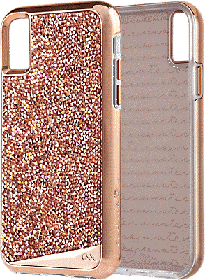 super popular f0412 7bf5c Case-Mate Brilliance Case for iPhone XS Max