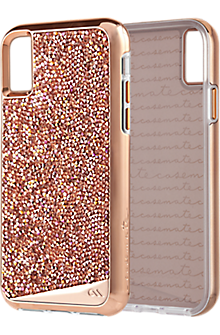 iphone xs case rose gold