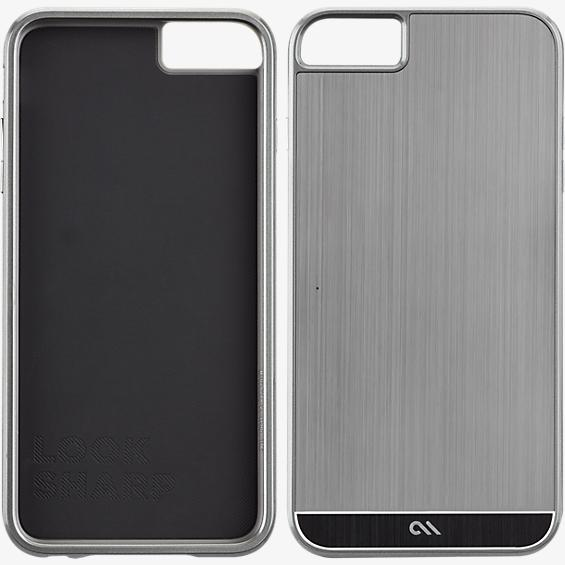 Brushed Aluminum for iPhone 6 Plus/6s Plus - Gunmetal