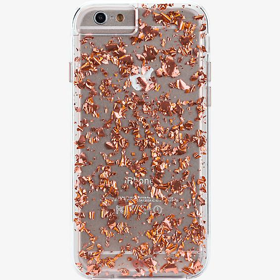 Karat Case for iPhone 6 Plus/6s Plus - Rose Gold